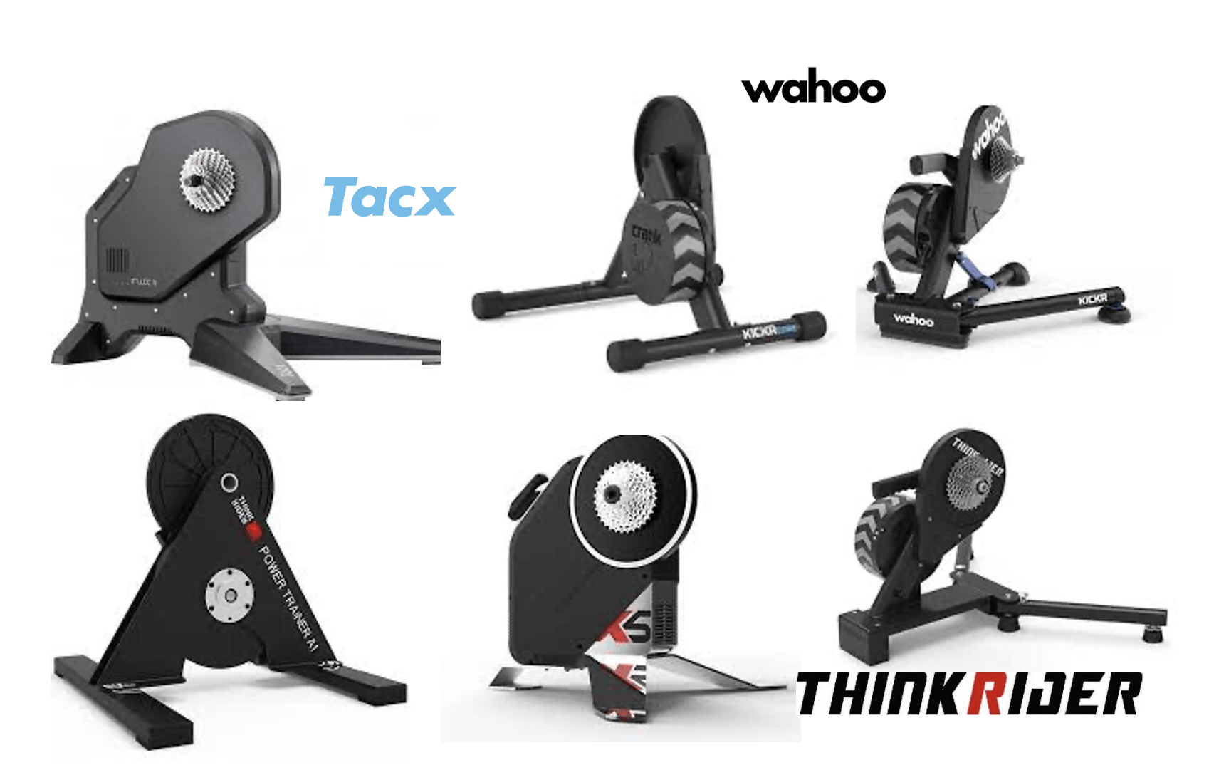 fietstrainer van Tacx of Wahoo?